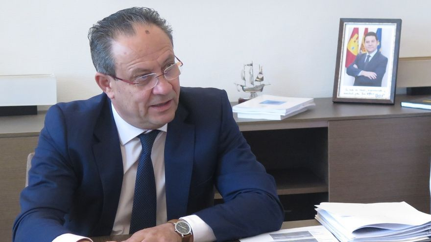 """Las cuentas de C-LM crecerán un 5% hasta 8.800 millones, se presentarán en semanas y no habrá """"obstáculo"""" de Podemos"""