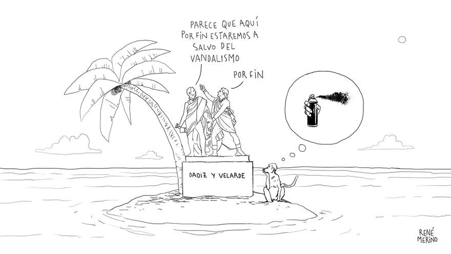 Daoíz y Velarde isla