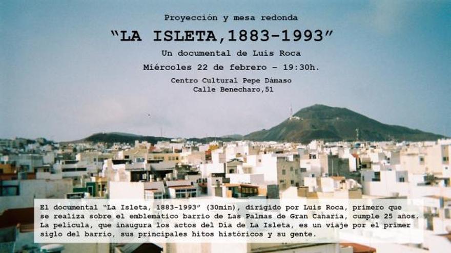 'La Isleta 1883-1993'