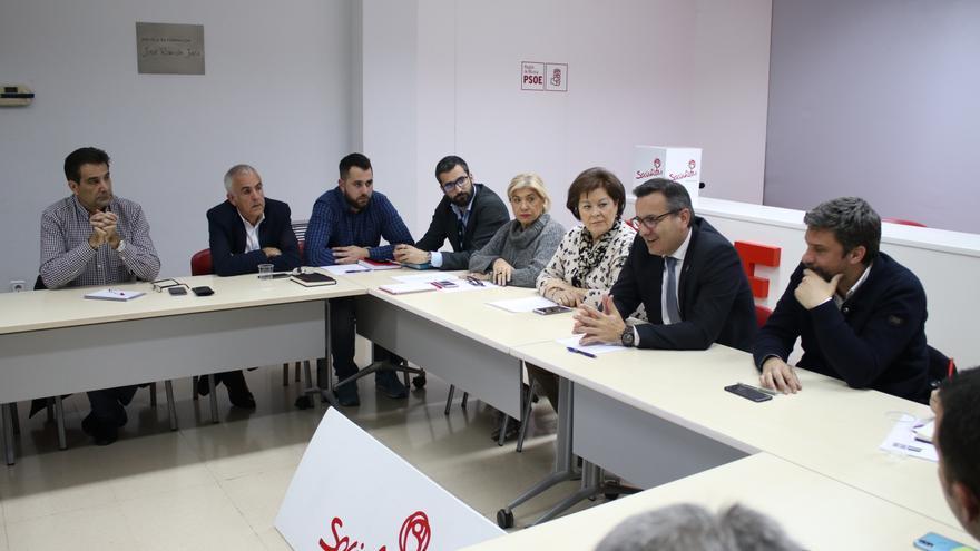 El PSRM celebrará su comité regional el próximo 9 de marzo