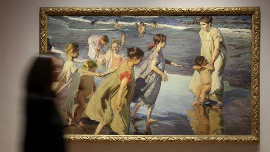 El Museo Sorolla reivindica el éxito internacional del pintor valenciano