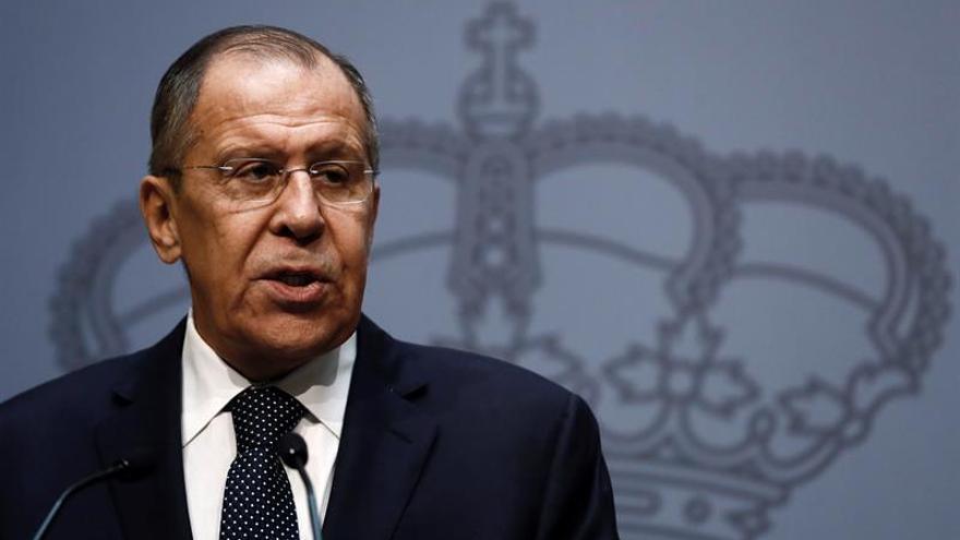 Lavrov dice que Rusia hará todo lo posible para impulsar paz en Afganistán