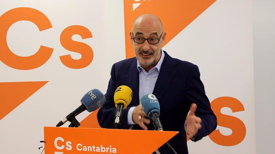 """Cs lanza una oferta a PRC-PSOE con cuatro medidas """"irrenunciables"""" para negociar los presupuestos de 2019"""