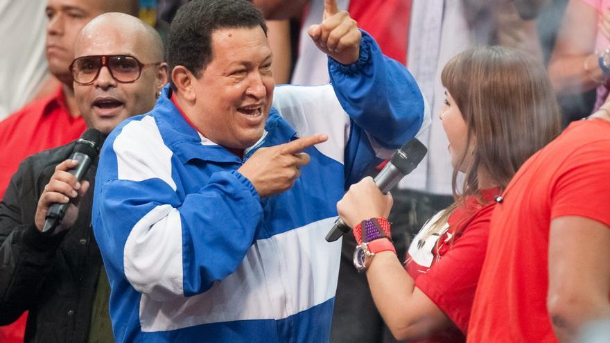 """Chávez dice que tuvo una """"grata conversación"""" con Jimmy Carter"""