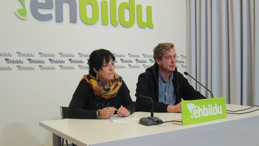 EH Bildu en Navarra se presentará en solitario a las elecciones generales y está en proceso de elegir al candidato
