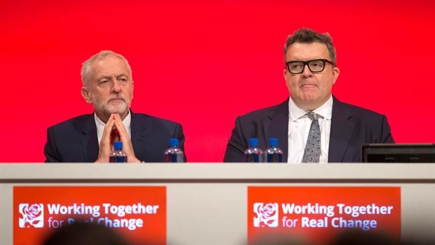 """El congreso laborista arranca """"con ganas de cambio"""" y liderazgo renovado"""