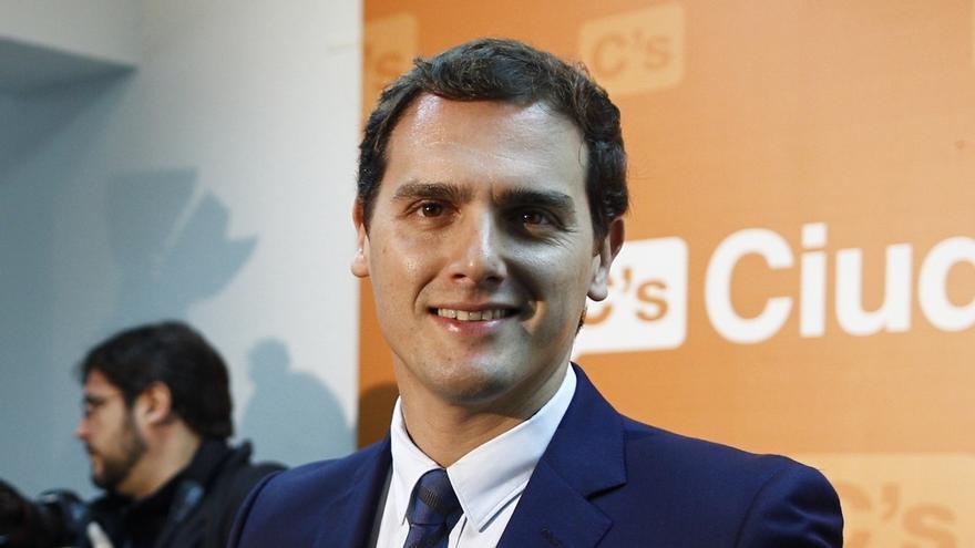 Rivera dice que Rajoy le llamará este jueves para hablar de Cataluña