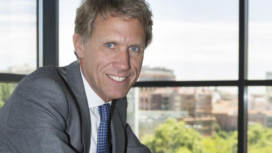 Bertrand Kan, presidente no ejecutivo de Cellnex