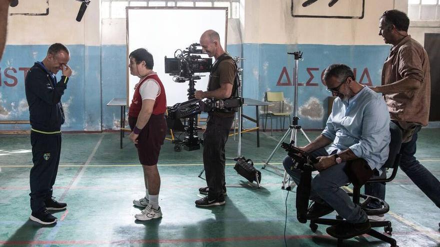 Después de los entrenamientos, el equipo de la película se convirtió en una familia