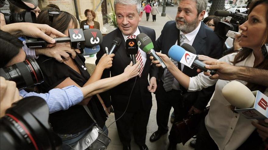 """Álvaro Pérez """"el Bigotes"""" pide respeto a la presunción de inocencia en el caso Gürtel"""