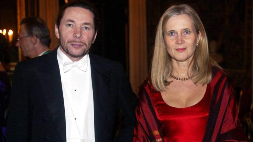 Katarina Frostenson y Jean-Claude Arnault, acusado de violación por la fiscalía sueca