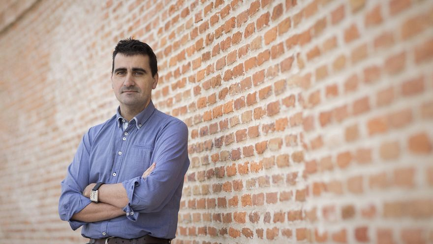 Ignacio García FOTO: Enrique Cidoncha