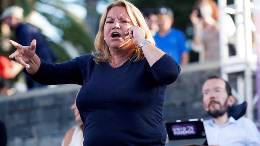 Podemos en Tenerife pide dirección provisional hasta la asamblea estatal