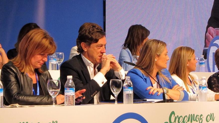 """Hernando (PP) a Rivera: """"Que explique por qué cacarea tanto su lucha contra la corrupción y luego se alía para taparla"""""""