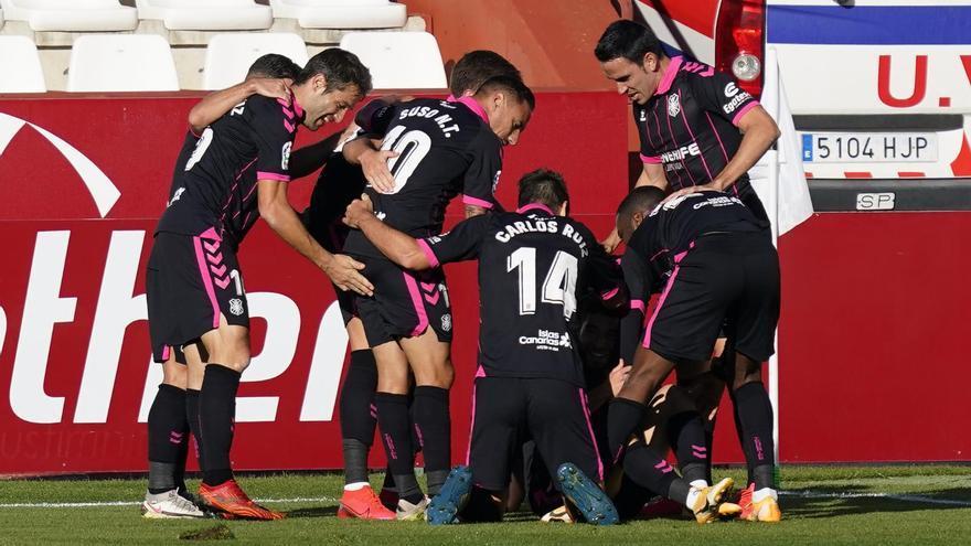 Shashoua, Sol y Suso dan la victoria al Tenerife en Albacete