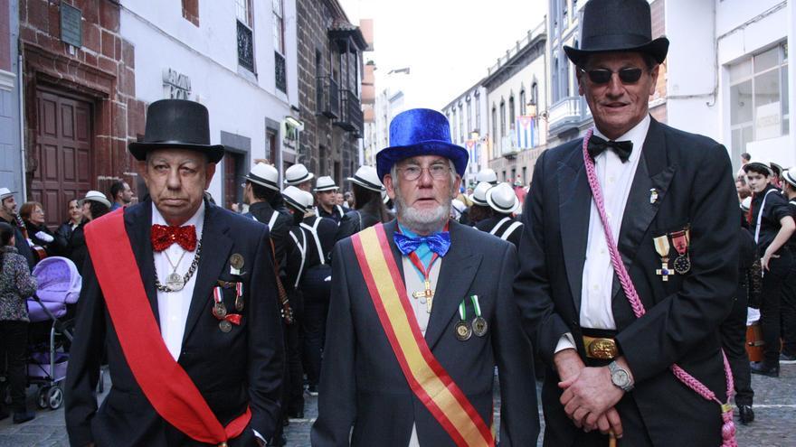 Los 'embajadores' han llegado este sábado a la capital.