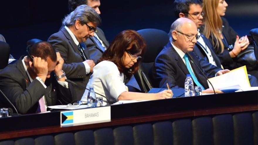 Fernández insta a la Celac a fijar una agenda y a definir la relación con los otros bloques
