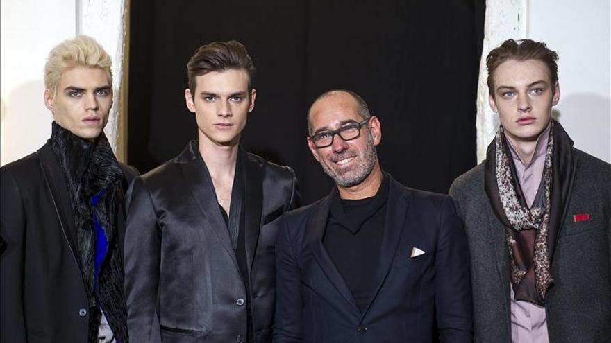 El abanico madrileño y la figura de Buñuel, presentes en la moda de París
