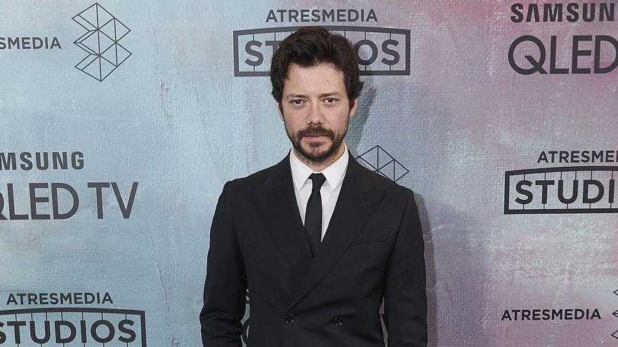Álvaro Morte, protagonista masculino de El Embarcadero