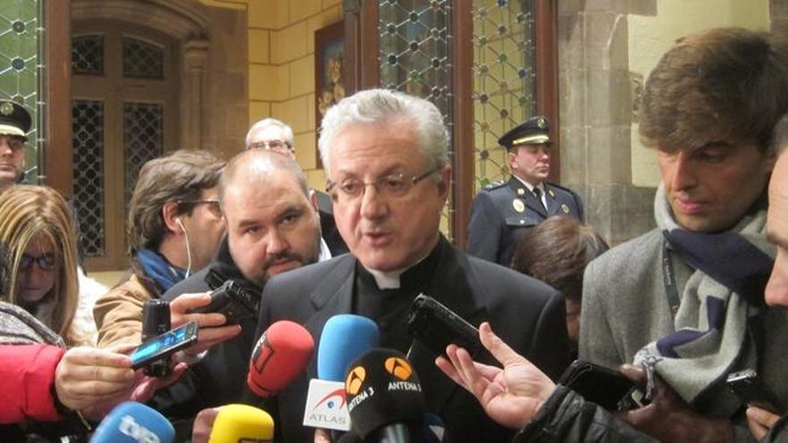 Joan Enric Vives, copríncipe de Andorra / EFE