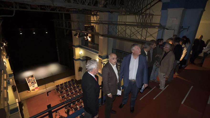 Sala Insular de Teatro.