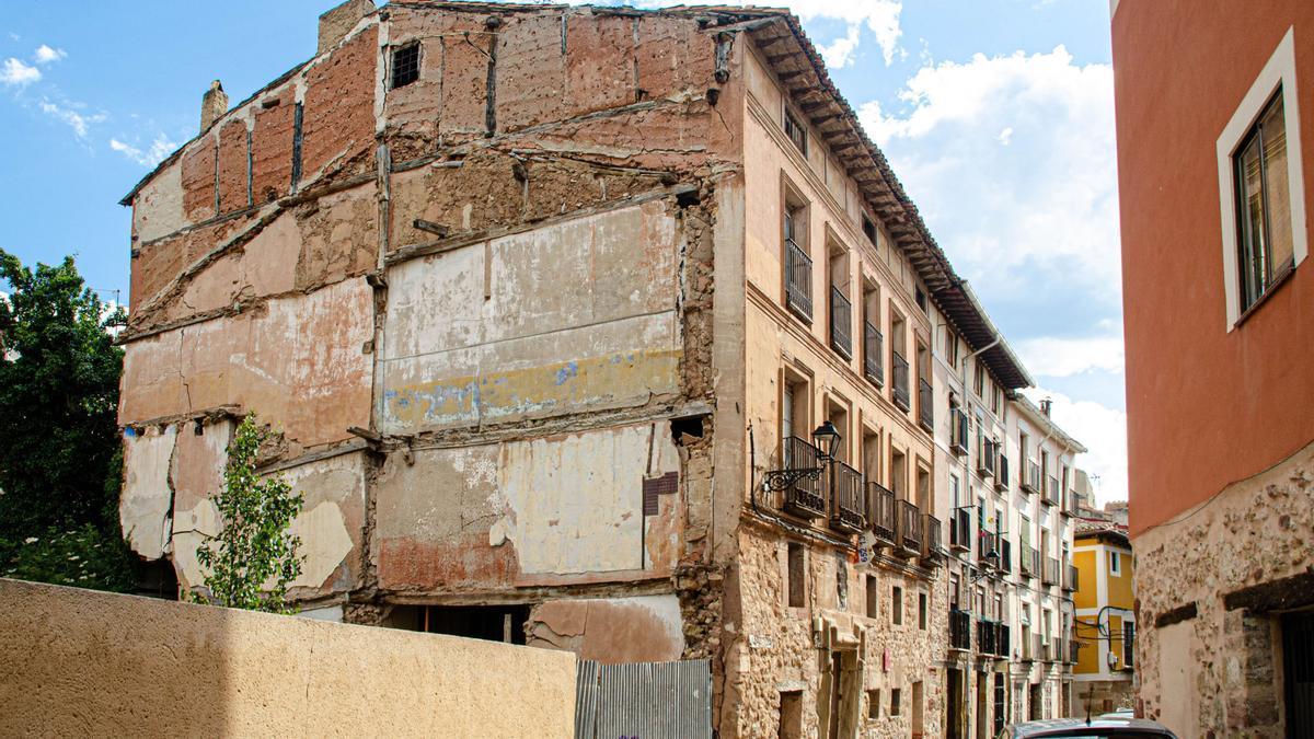 Palacio Arias en Molina de Aragón