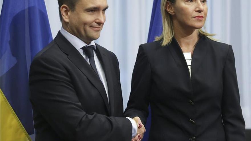 La UE pide sancionar a más separatistas por amenazar la integridad de Ucrania