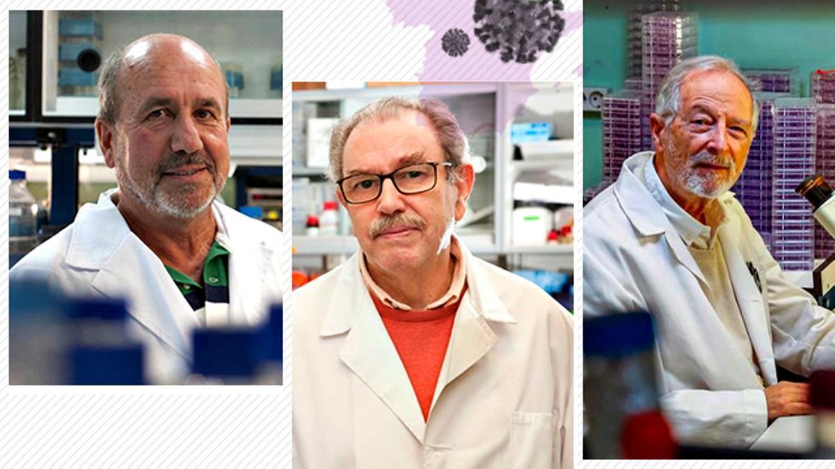 Los investigadores al frente de los proyectos de la vacuna contra la COVID-19