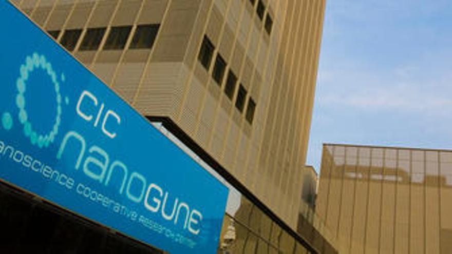 Sede del CIC Nanogune.
