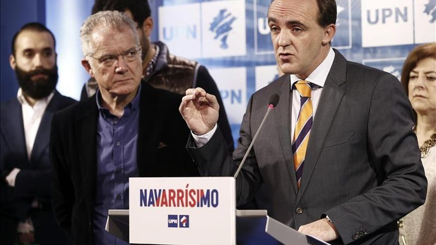 UPN ganaría las elecciones en Navarra a tan sólo un punto de Podemos