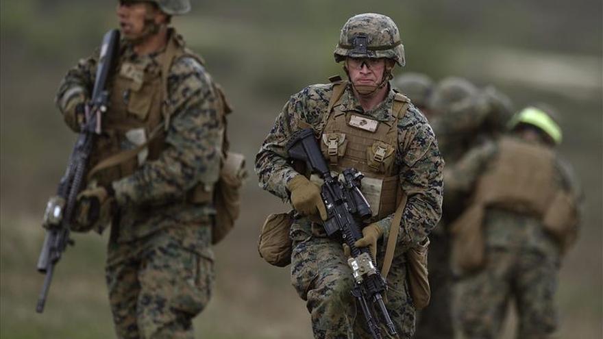 """Marines de EE.UU. rechazan emprender misiones militares con """"mulas robóticas"""""""