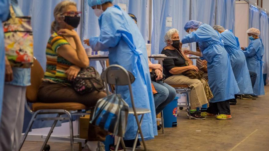 Venezuela supera las 3.400 muertes por covid-19