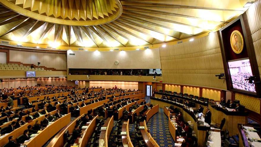 El Parlamento tailandés impide que los delitos de los políticos prescriban