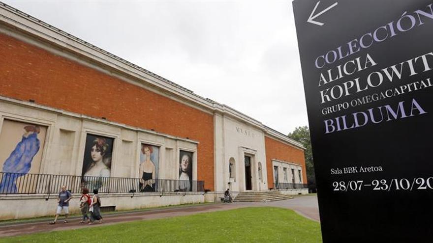 El Bellas Artes de Bilbao se amplía para recibir a medio millón de visitantes