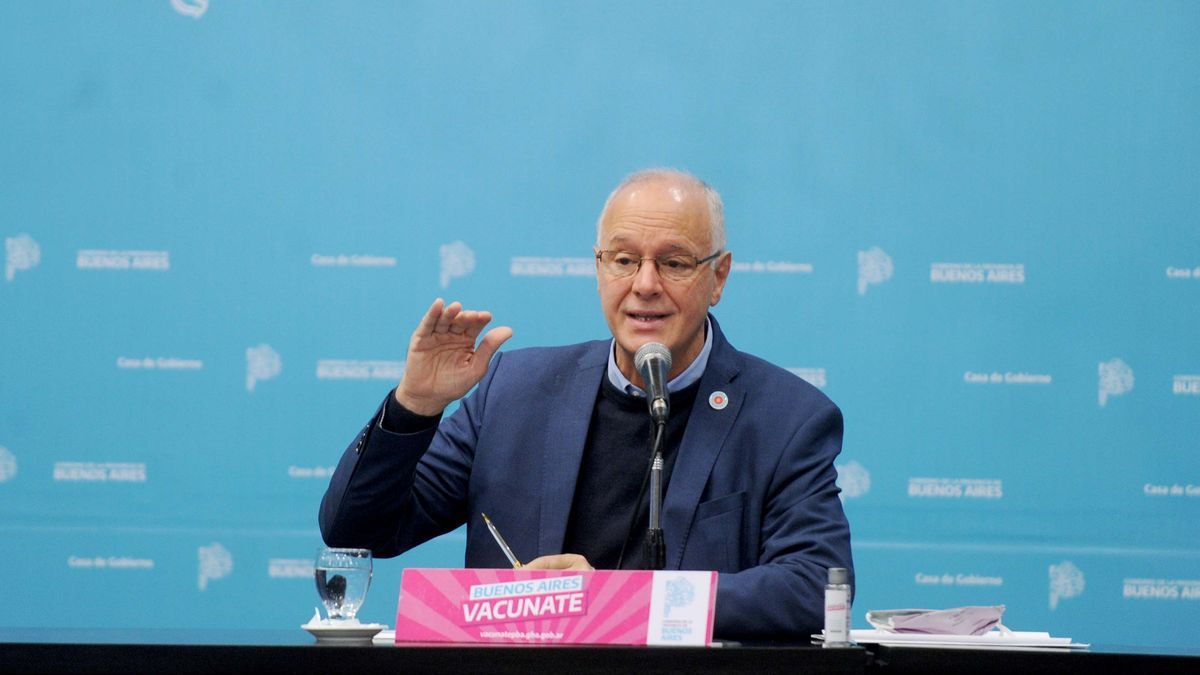 """El ministro Daniel Gollan explicó por qué las imágenes del programa de Tinelli y del Superclásico son """"negativas"""" para la sociedad."""