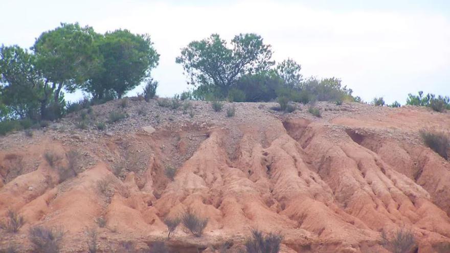 Desertificación y erosión de suelos, dos consecuencias del cambio climático.