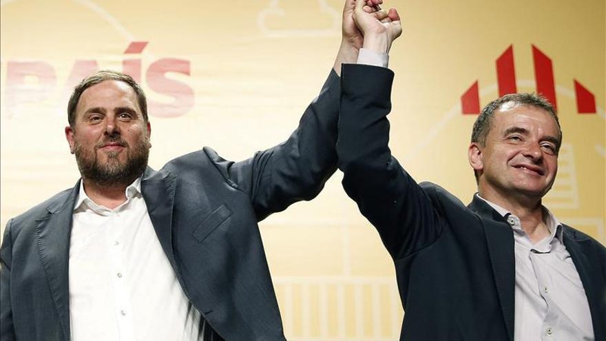Junqueras, convencido de que el 27S habrá elecciones y ganará el soberanismo