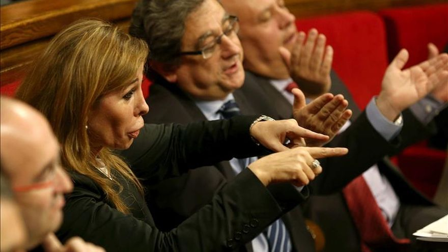S.Camacho dice que Mas ha fracasado y debería dimitir si no acepta la sentencia del TC