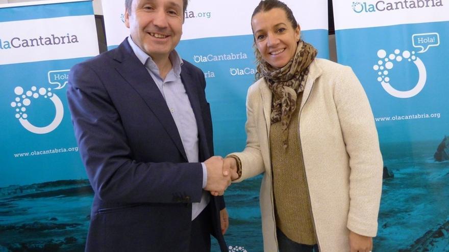 Carrancio será el candidato de OlaCantabria a la Presidencia de la comunidad