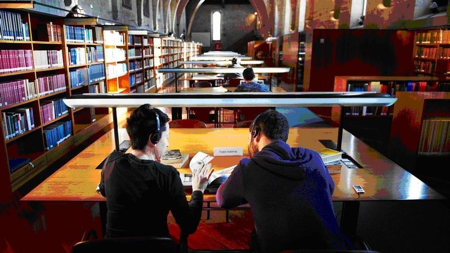 Una performance ofrecerá en tres bibliotecas un misterioso viaje por las palabras