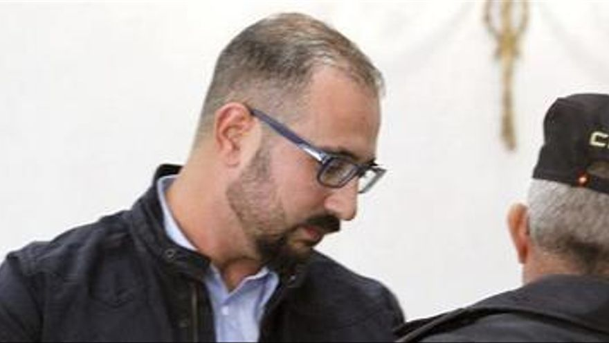 Iván Ramírez, acusado del caso Talio.
