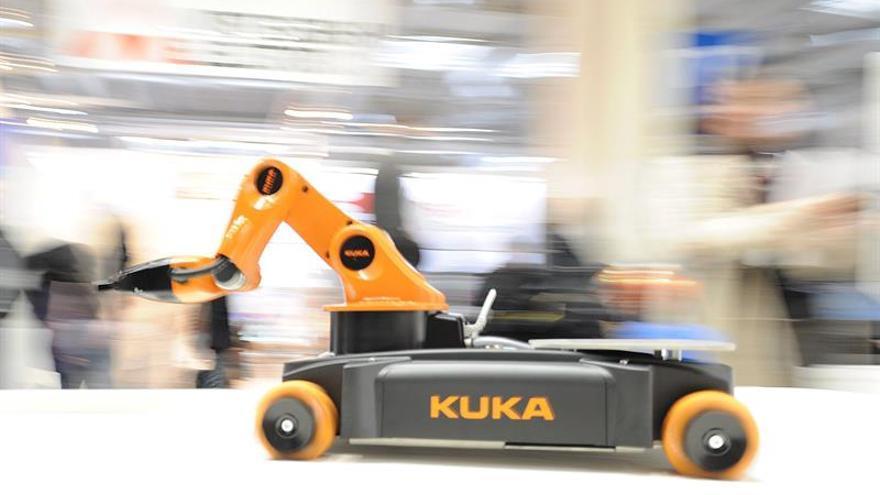 La china Midea adquiere una participación del 76 % en la alemana Kuka
