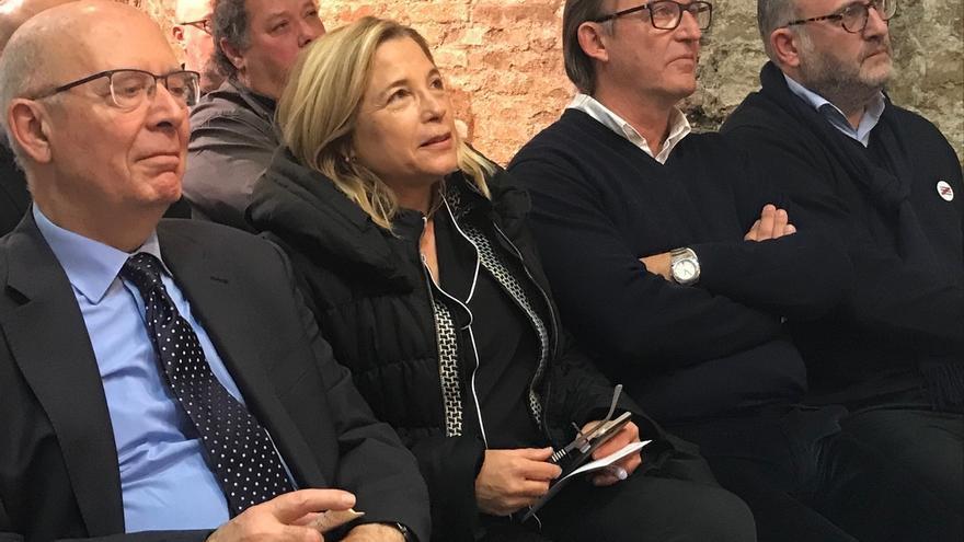 Exmiembros de Unió como Ortega, Rigol y Vila d'Abadal apoyan a Puigdemont