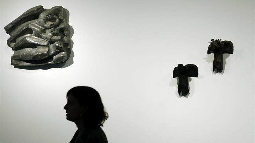 """La Pedrera ofrece """"un diálogo sublime"""" entre Jorge Oteiza y Antoni Gaudí"""