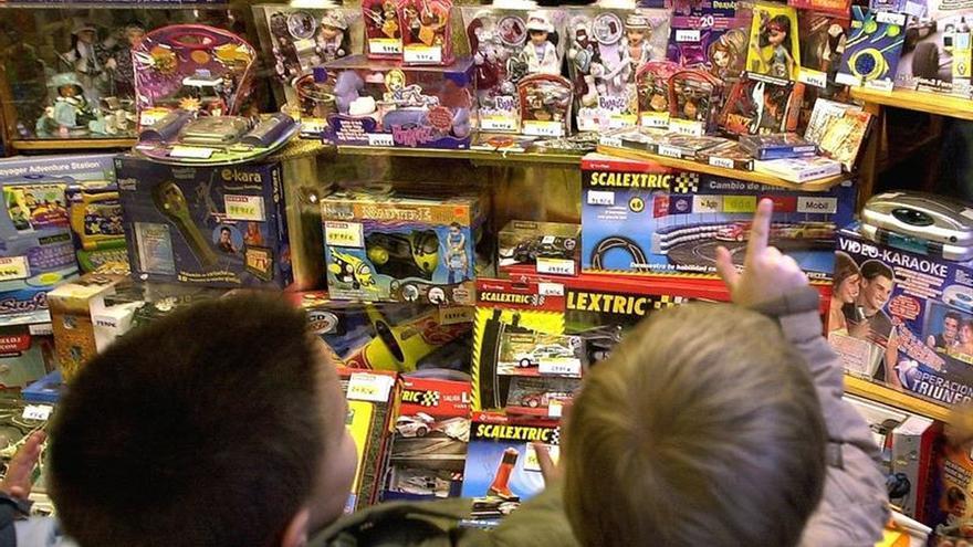 Los juguetes no son solamente para los niños
