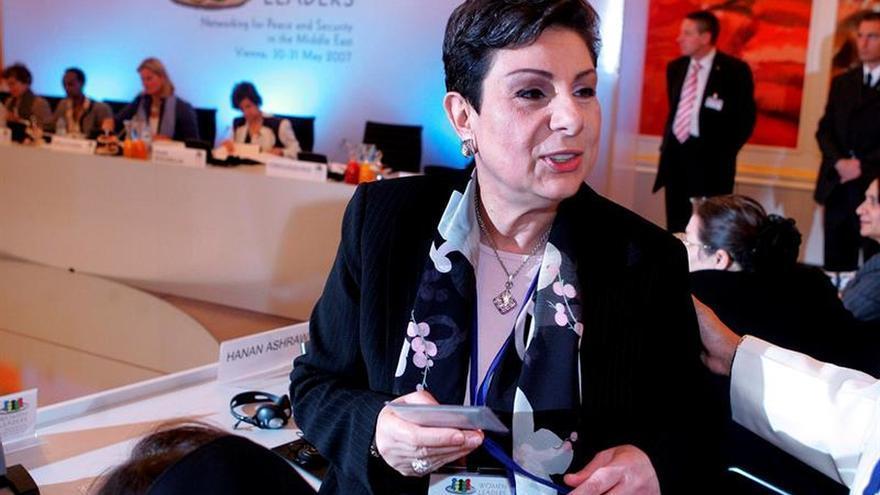 La OLP pide a Israel la liberación de una parlamentaria y una feminista palestinas