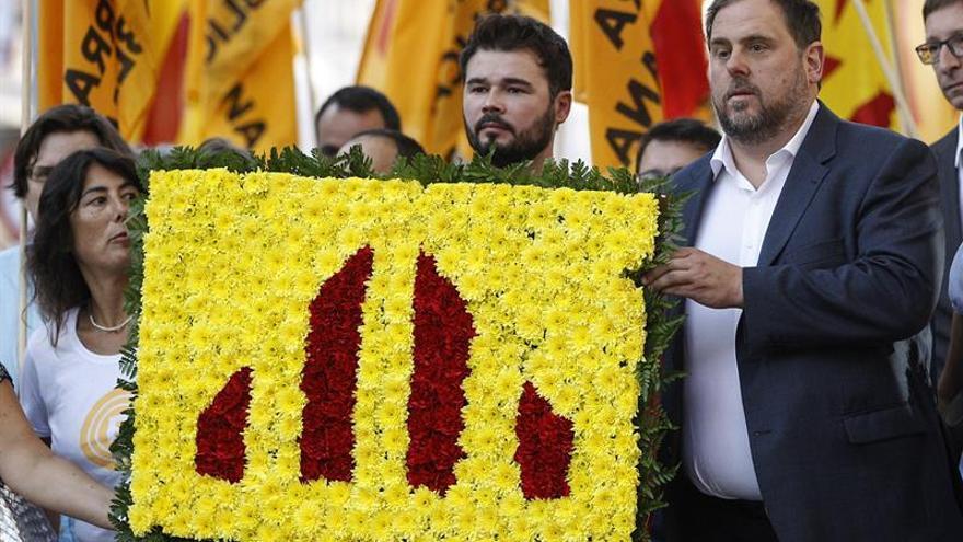 Junqueras vaticina la independencia para la Diada de 2017 y critica Margallo