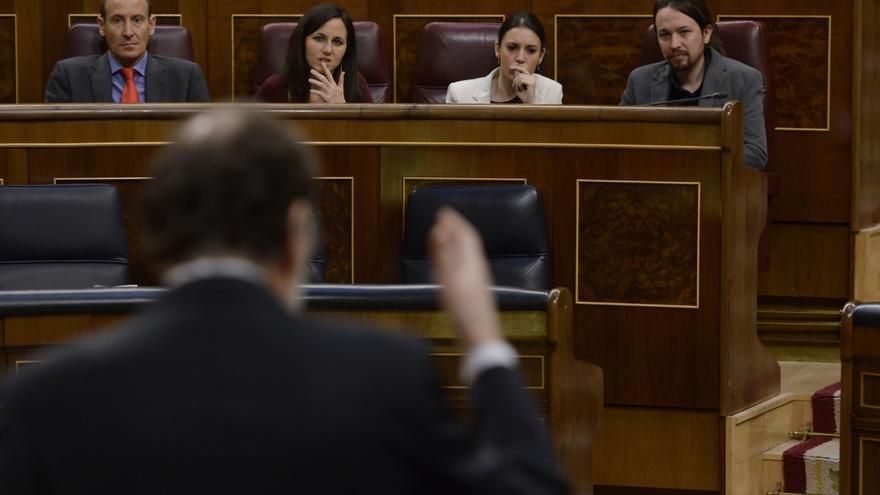 Podemos presiona para que Rajoy comparezca en el Pleno del Congreso, pero PSOE y Cs mantienen que en comisión