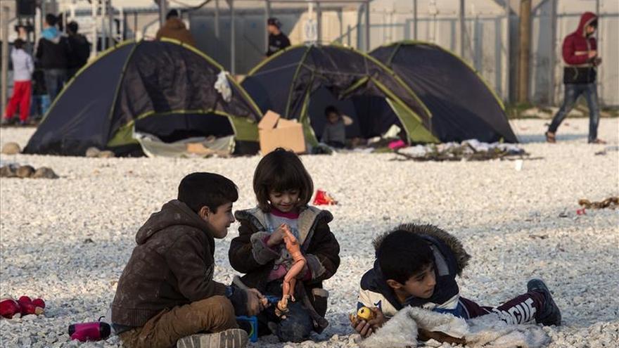 Unicef avisa de los riesgos de bajas temperaturas para 8 millones de niños sirios