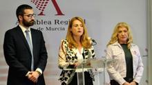 """Virginia Lopo (PSOE): """"Para afrontar esta crisis, la Región de Murcia tiene ser ejemplo de regeneración"""""""